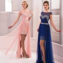 Выбираем модное платье на выпускной 2016
