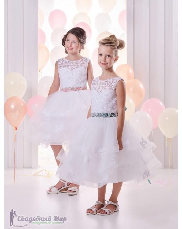Детское платье 16-809