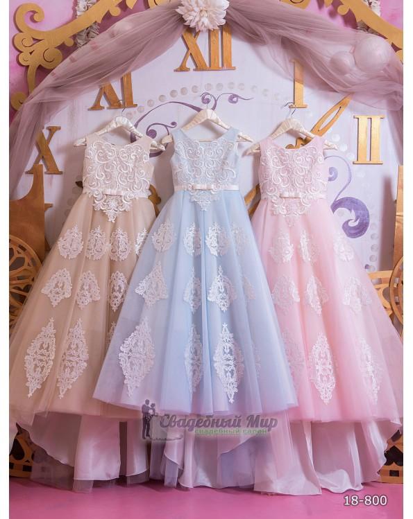 Детское платье 18-800