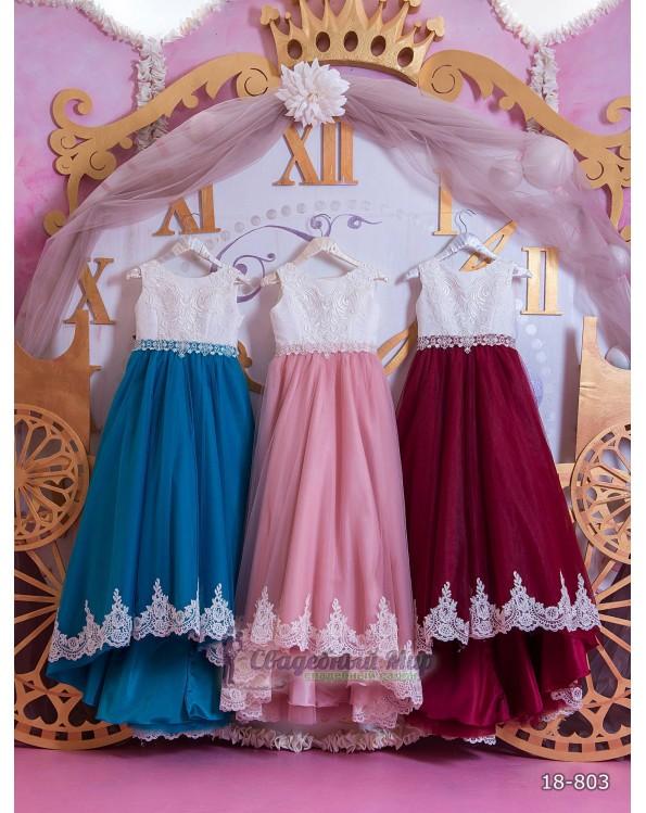 Детское платье 18-803