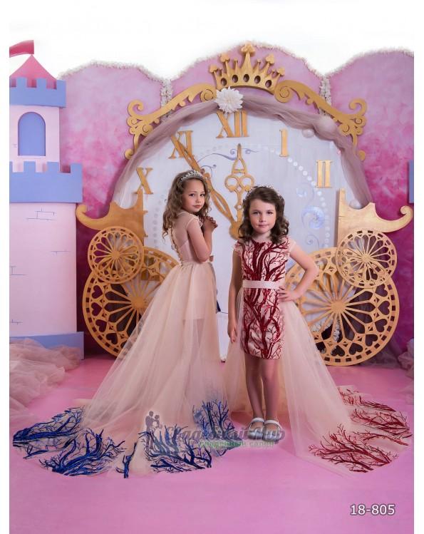 Детское платье 18-805