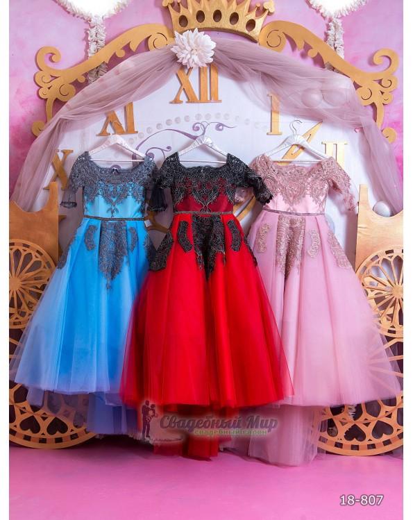 Детское платье 18-807