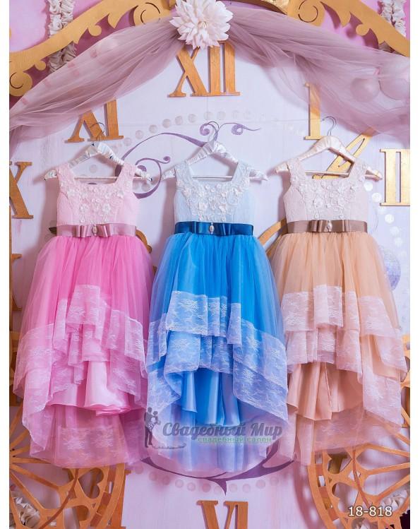 Детское платье 18-818