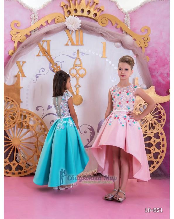 Детское платье 18-821