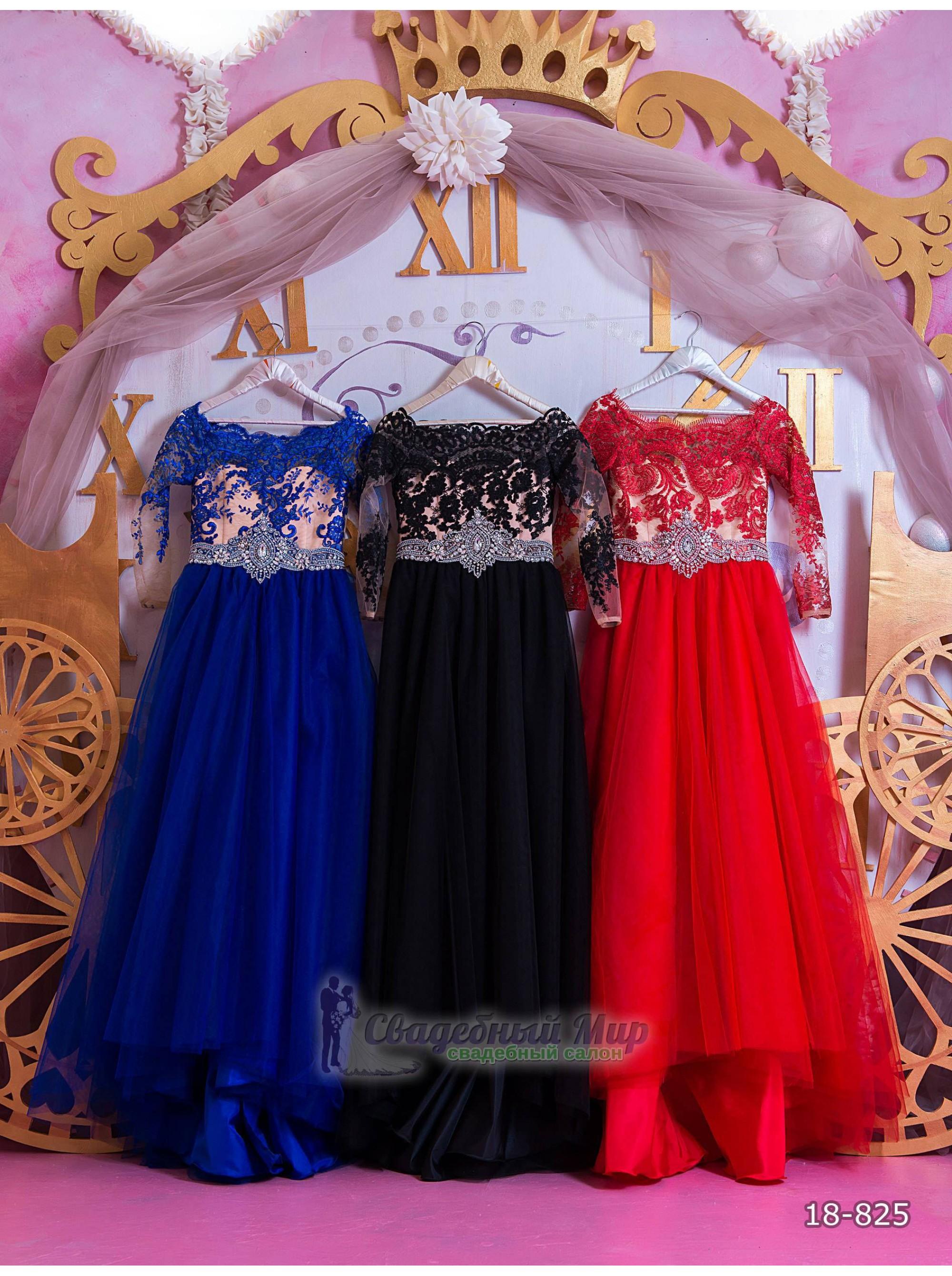 Детское платье 18-825