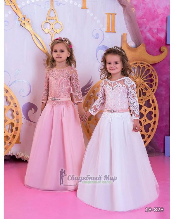 Детское платье 18-828