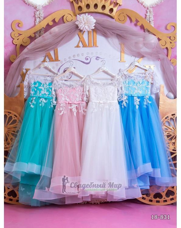 Детское платье 18-831