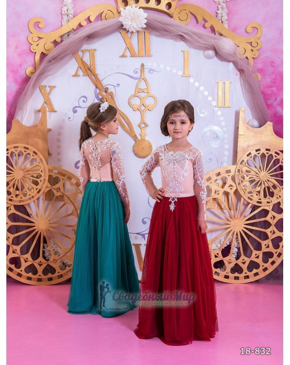 Детское платье 18-832