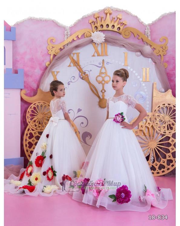 Детское платье 18-834