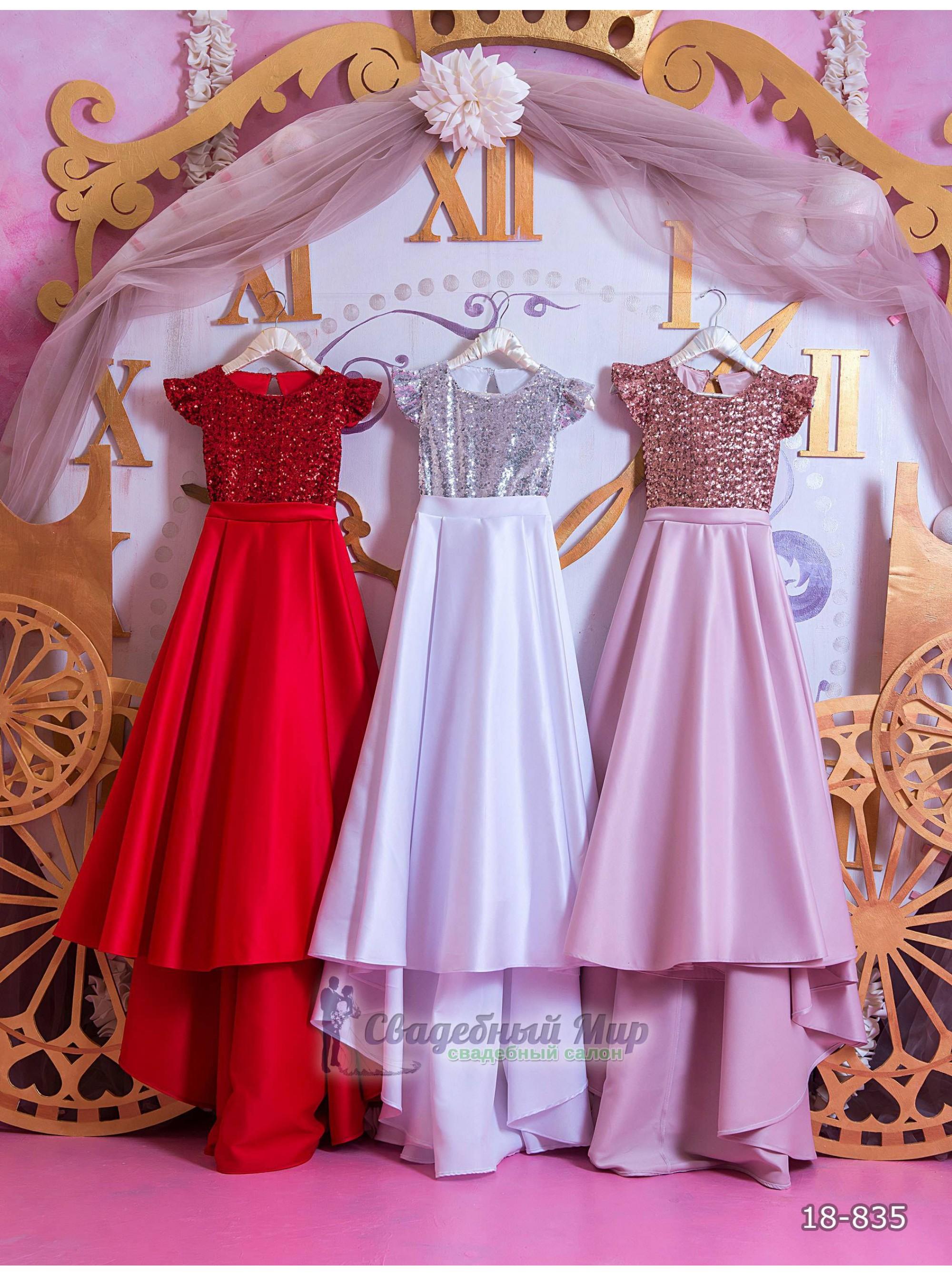 Детское платье 18-835