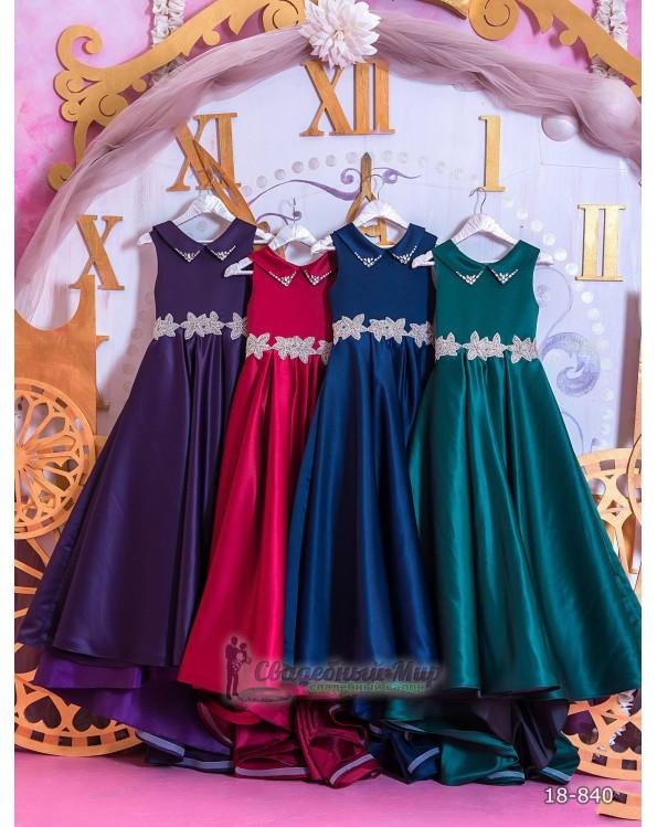 Детское платье 18-840
