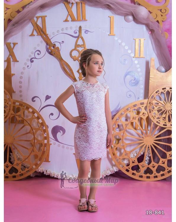 Детское платье 18-841