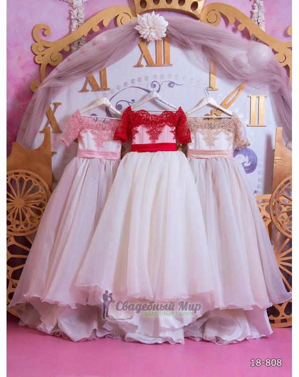 Детское платье 18-808