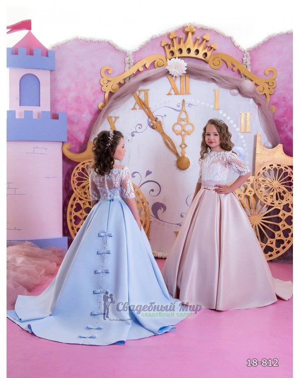 Детское платье 18-812