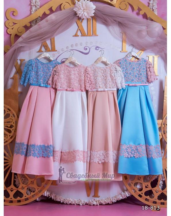 Детское платье 18-813