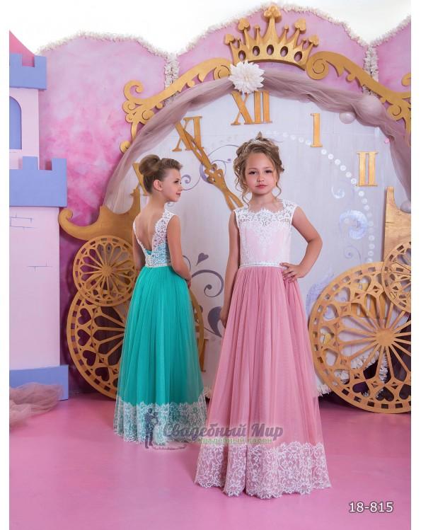 Детское платье 18-815