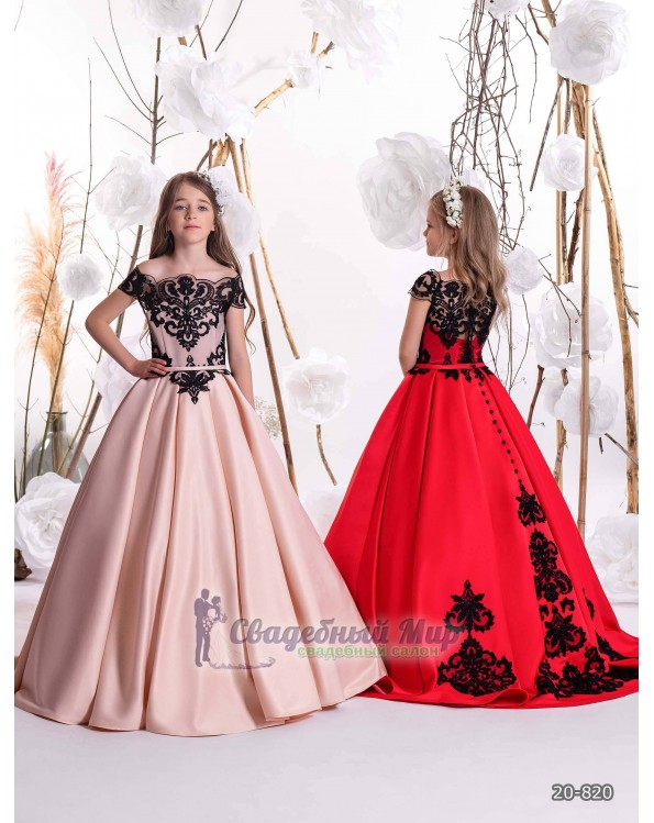 Детское платье 20-820
