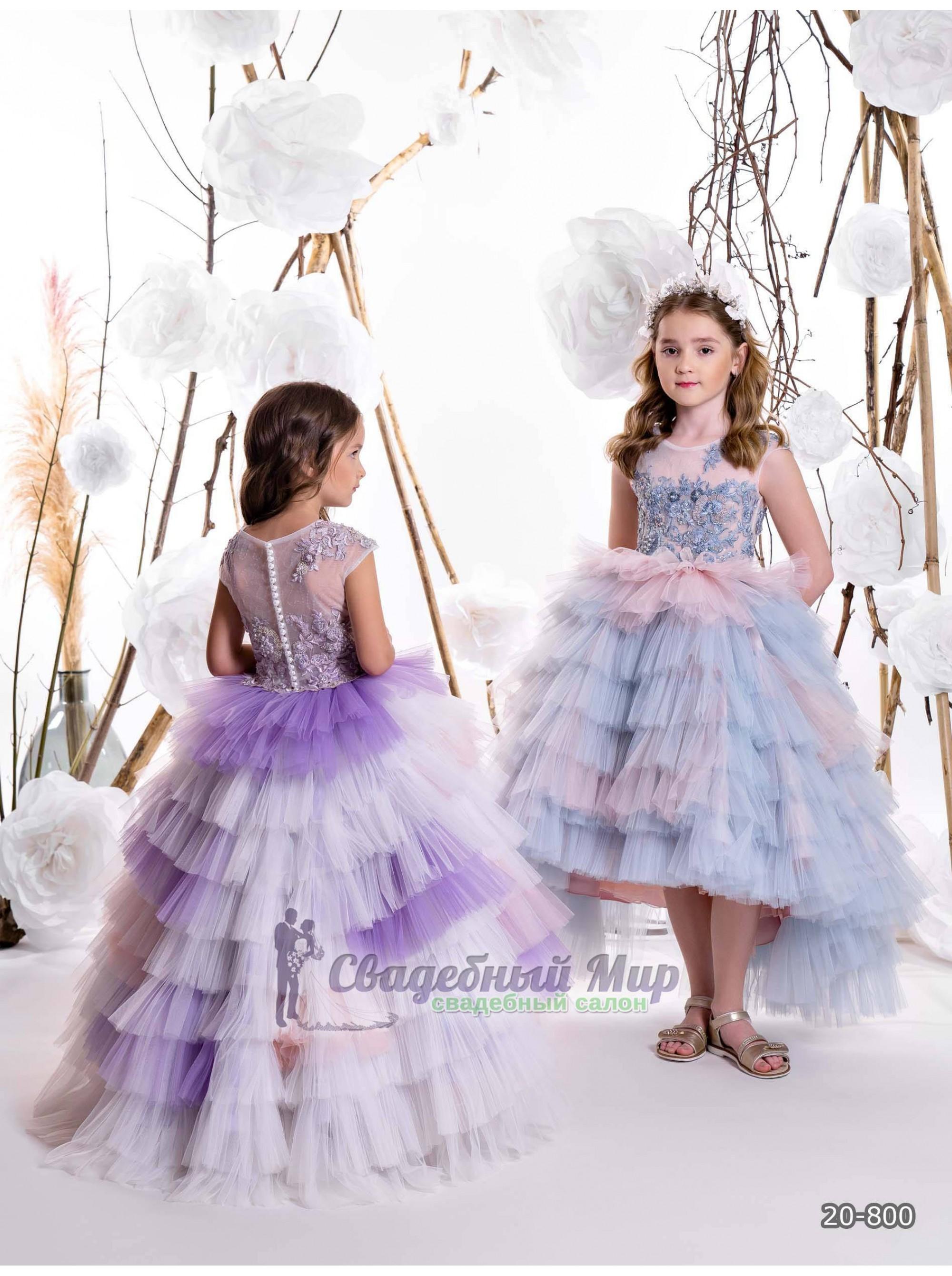 Детское платье 20-800