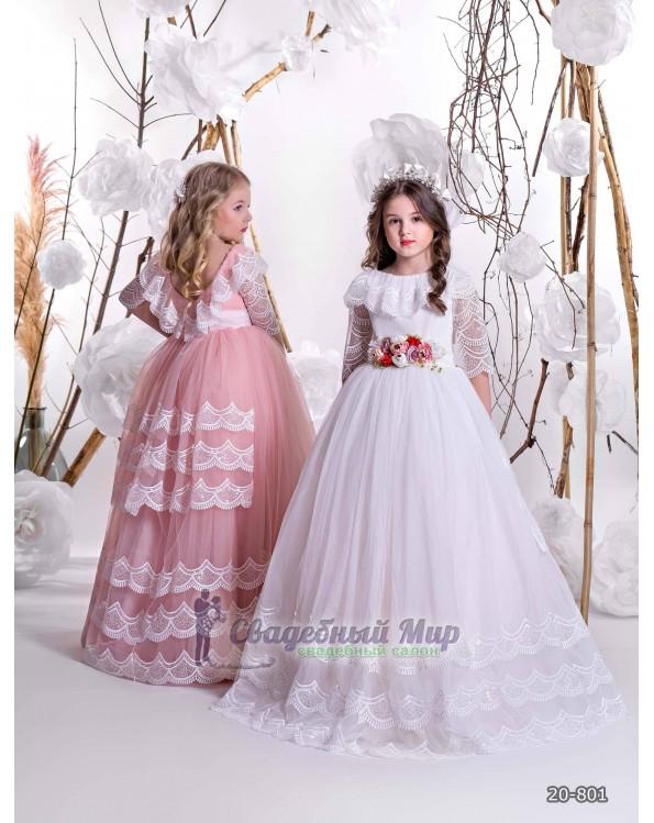 Детское платье 20-801
