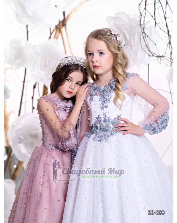 Детское платье 20-806