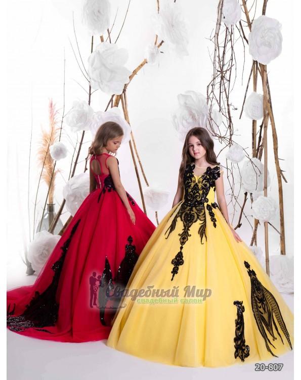 Детское платье 20-807