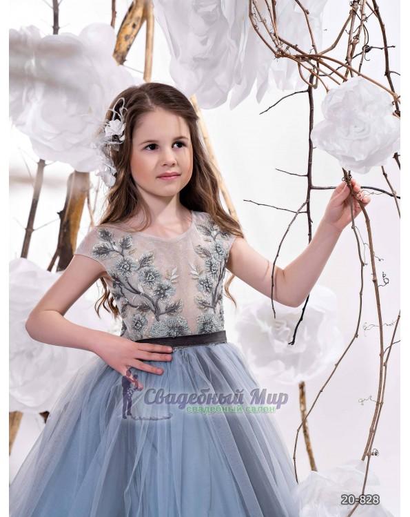Детское платье 20-828
