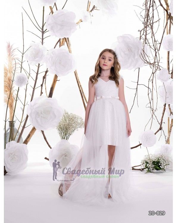 Детское платье 20-829