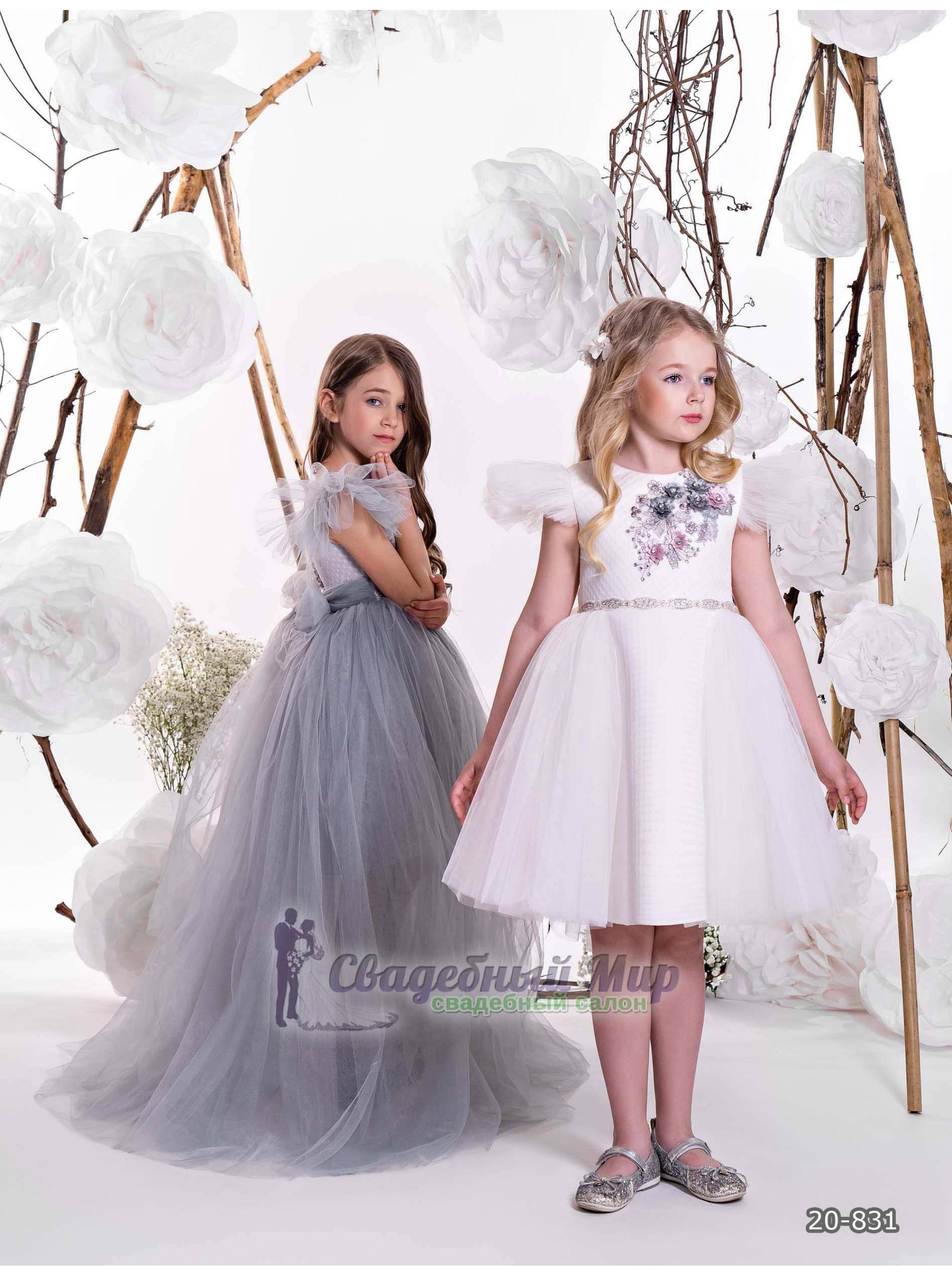 Детское платье 20-831