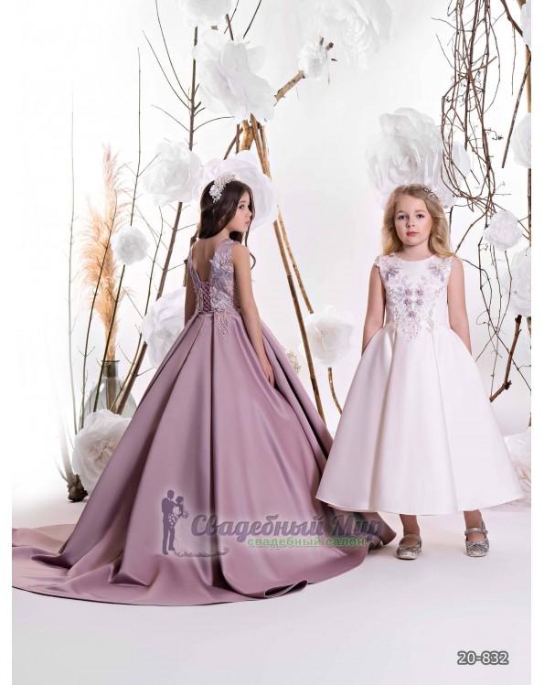 Детское платье 20-832