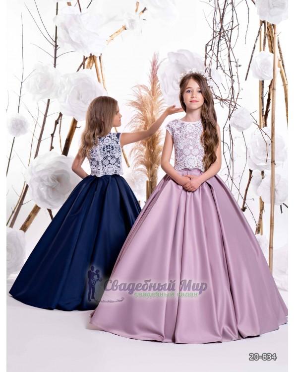 Детское платье 20-834