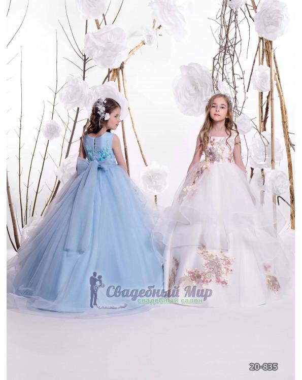 Детское платье 20-835