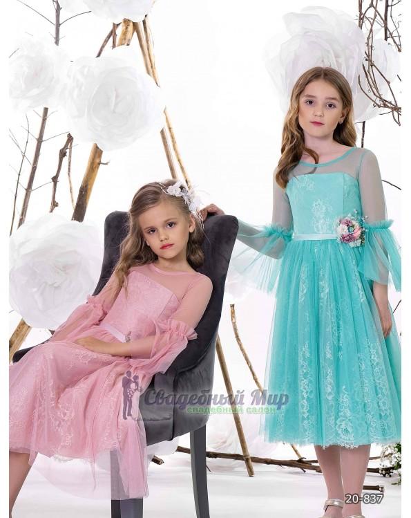 Детское платье 20-837