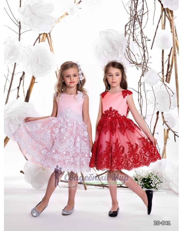Детское платье 20-841