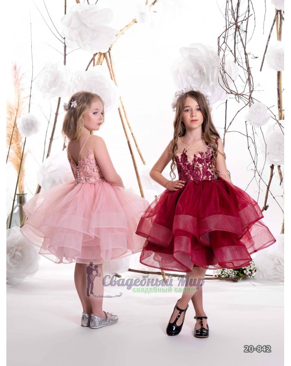 Детское платье 20-842