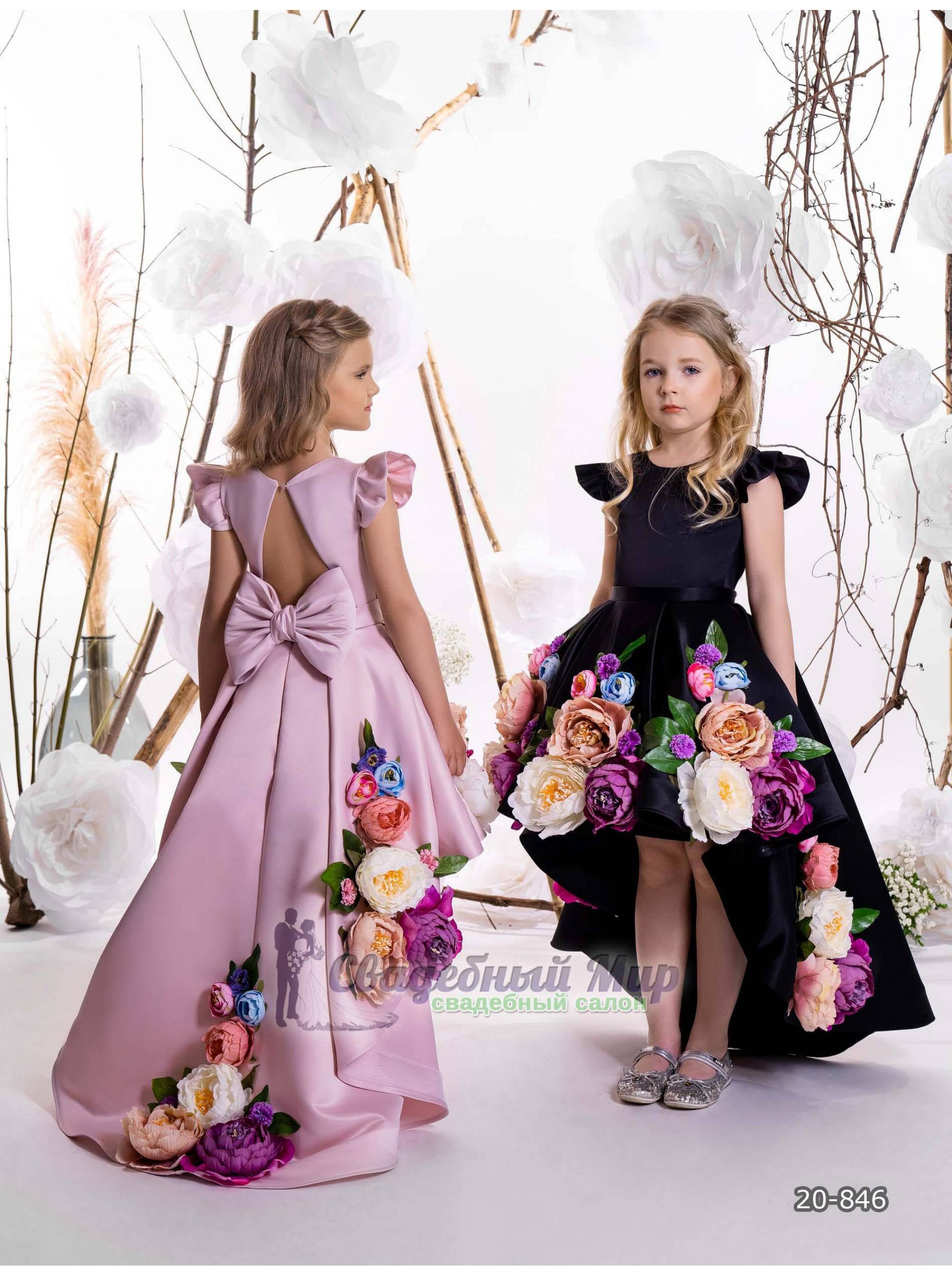 Детское платье 20-846