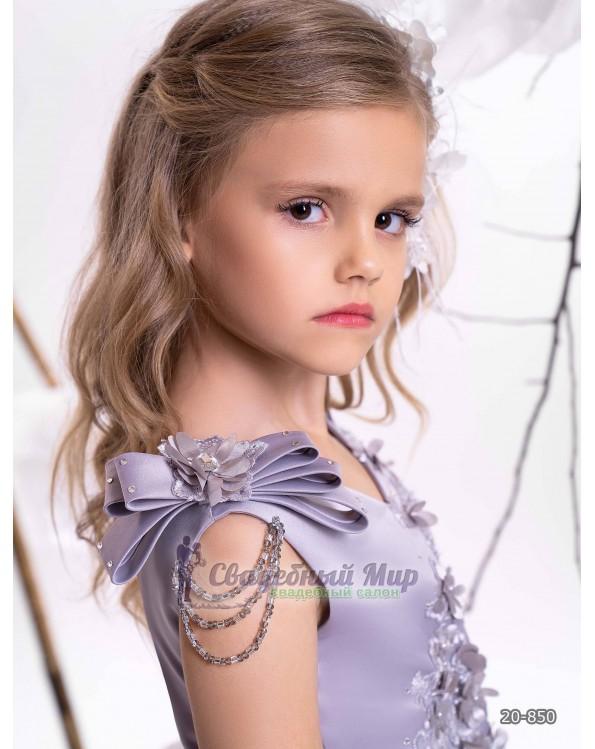 Детское платье 20-850