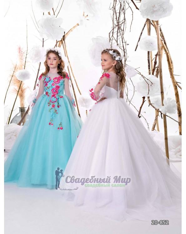Детское платье 20-852