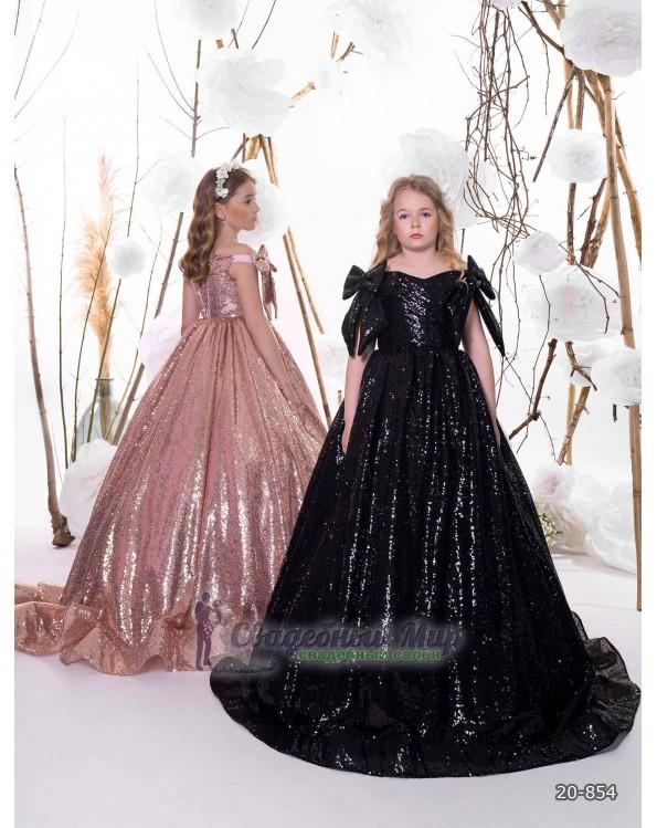 Детское платье 20-854