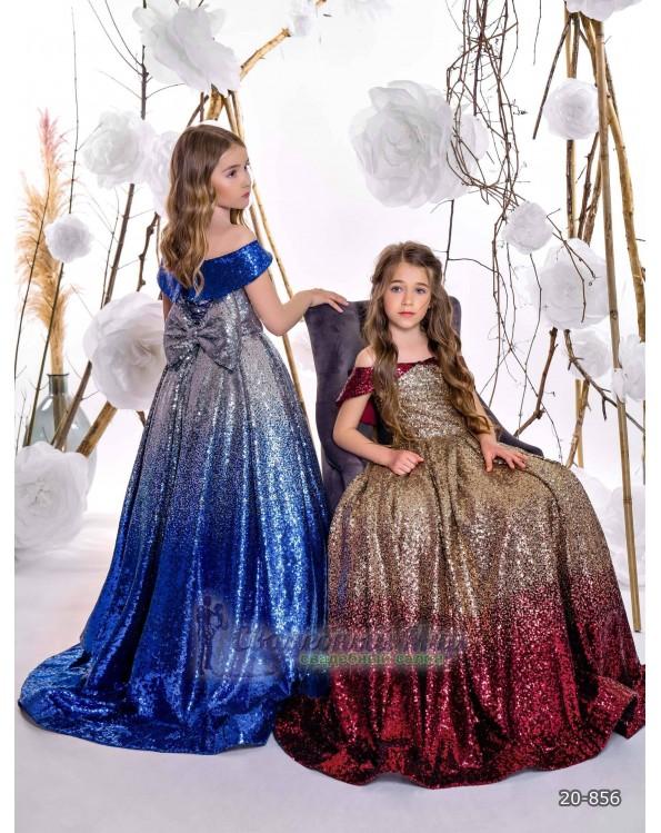 Детское платье 20-856