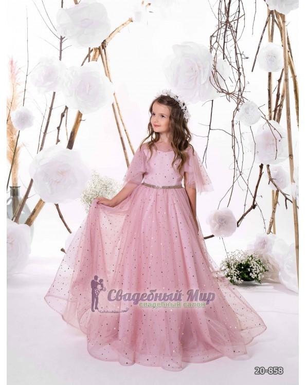 Детское платье 20-858