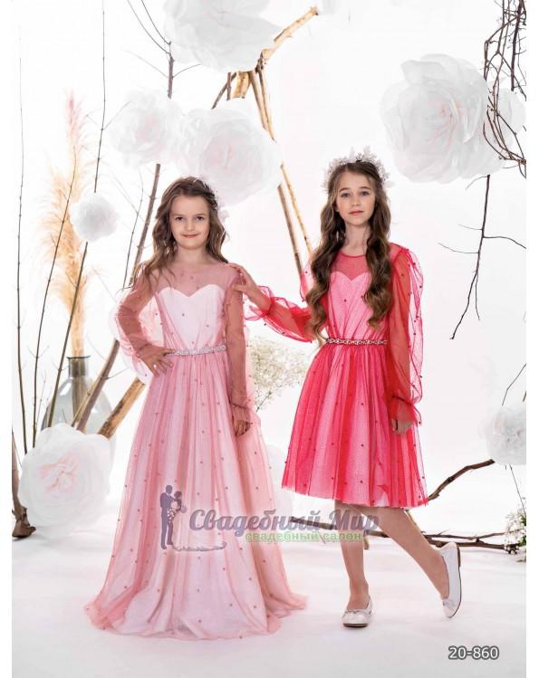 Детское платье 20-860