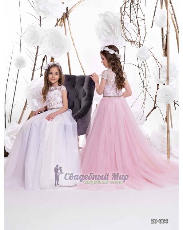 Детское платье 20-864