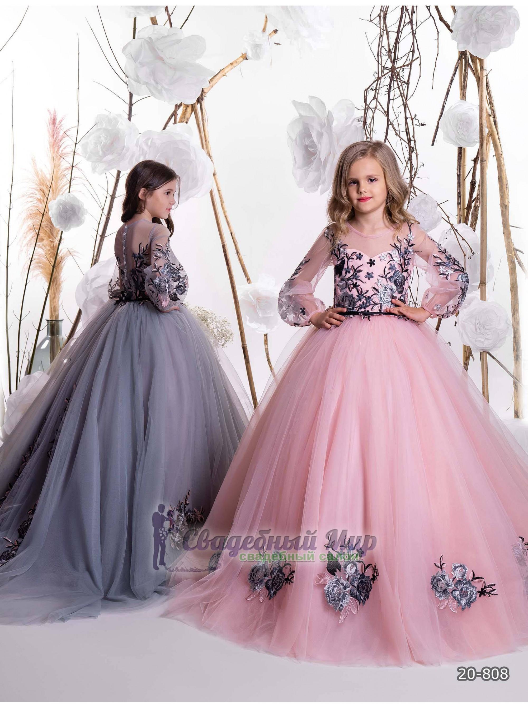 Детское платье 20-808