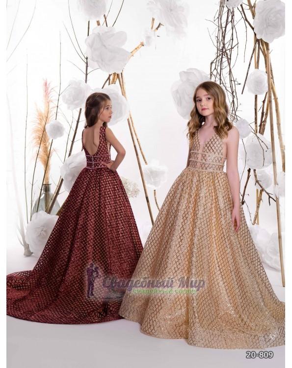 Детское платье 20-809