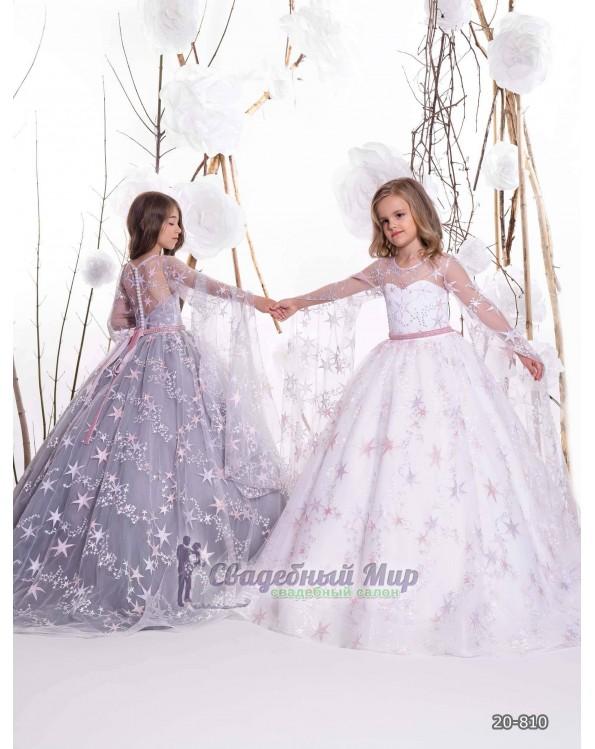 Детское платье 20-810