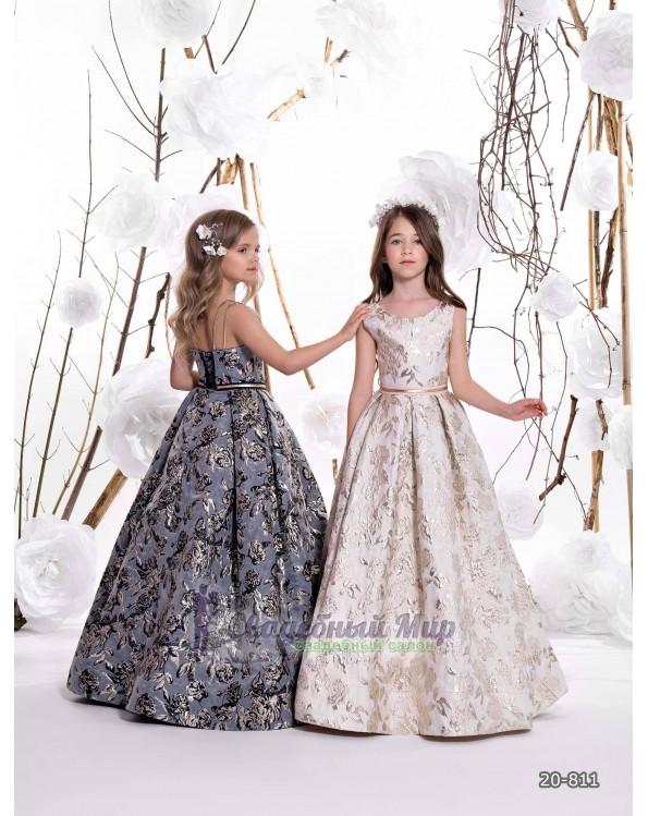 Детское платье 20-811