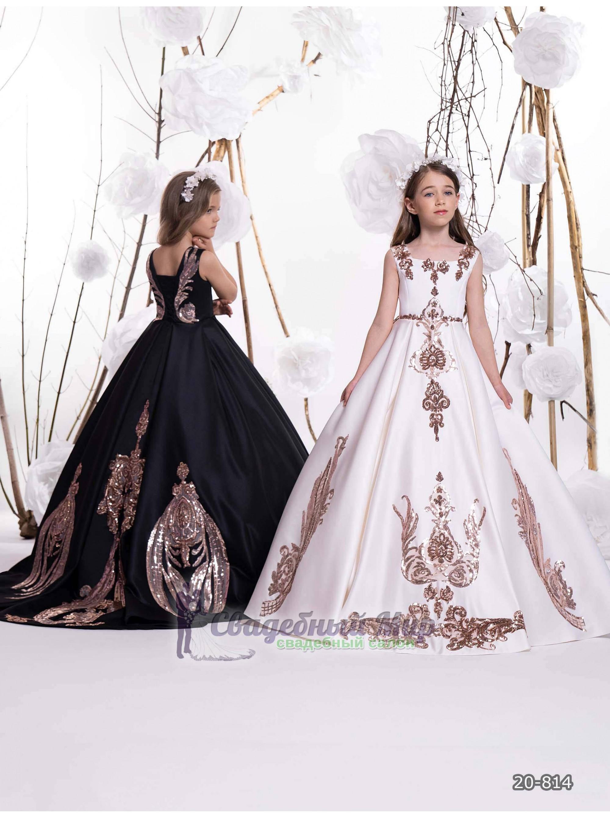 Детское платье 20-814
