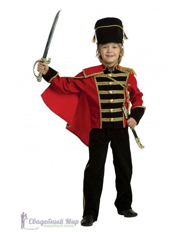 Карнавальный костюм Гвардеец