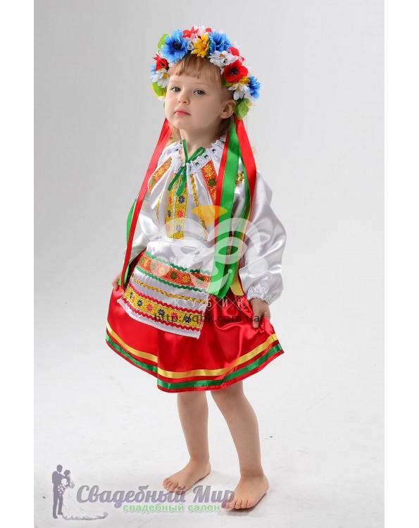 Карнавальный костюм Украиночка