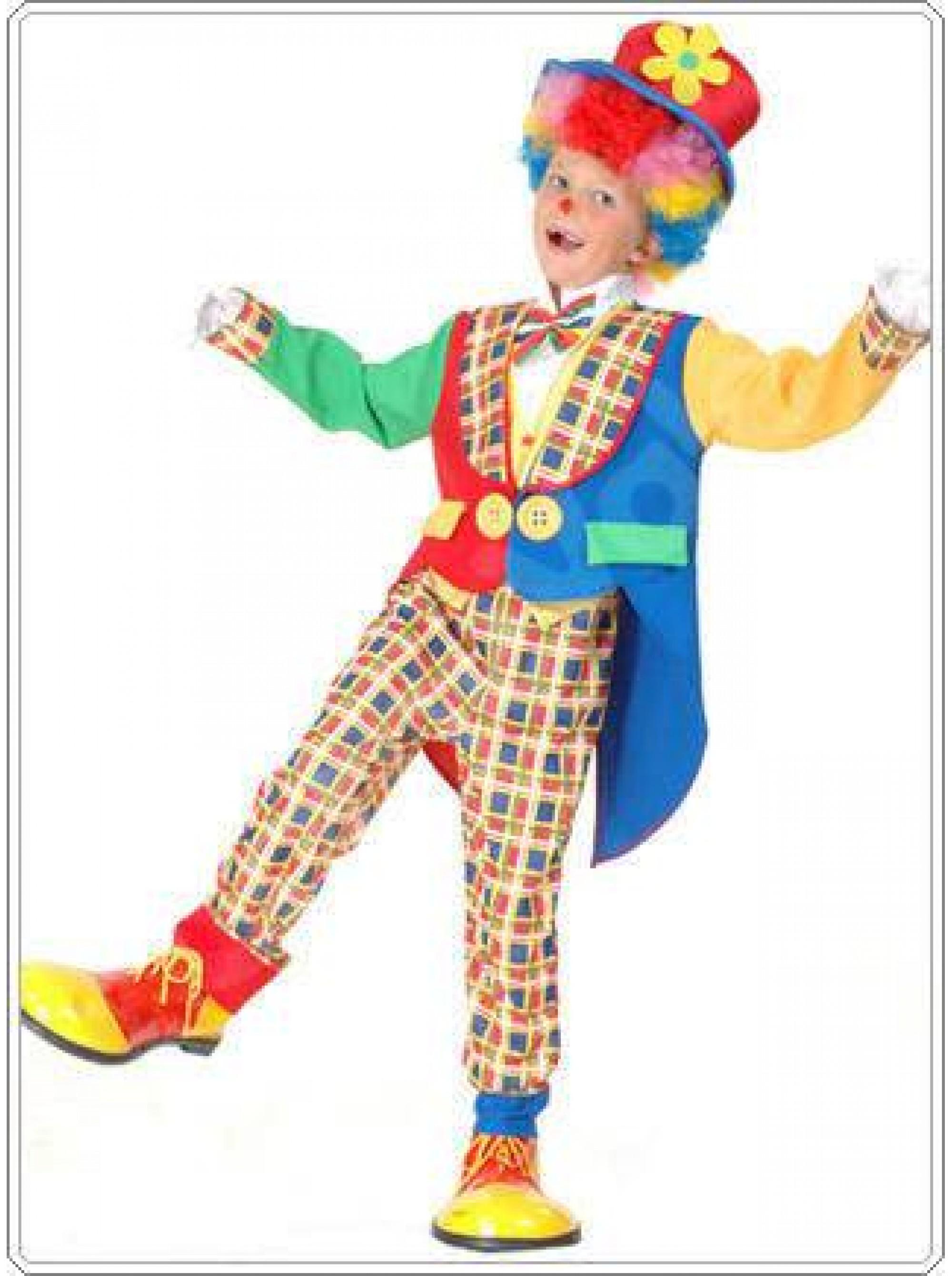 Шьем костюм клоуна своими руками